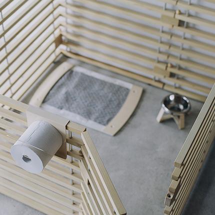 木製スタイルサークル,ゲージ,ケージ