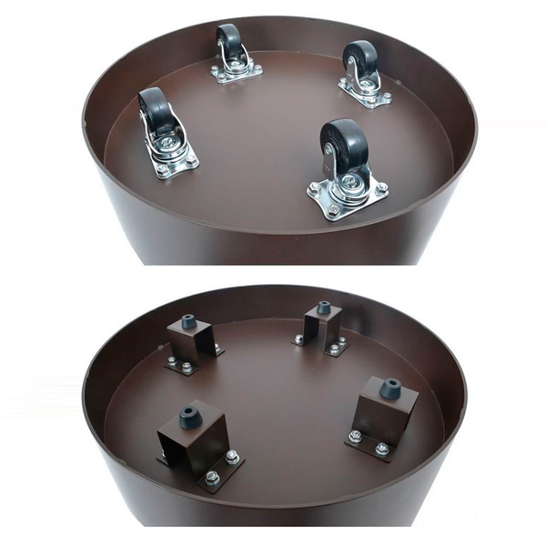 pecolo side table for pets