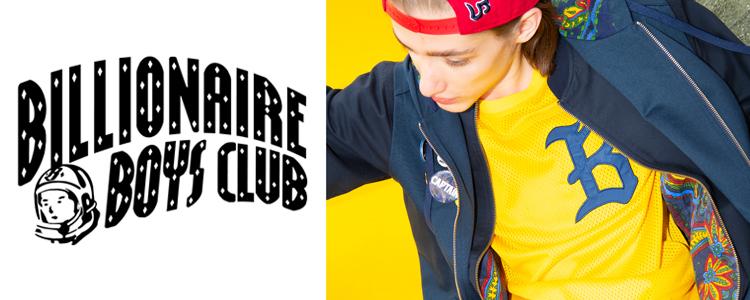 BILLIONAIRE BOYS CLUB ビリオネア・ボーイズ・クラブ BBC