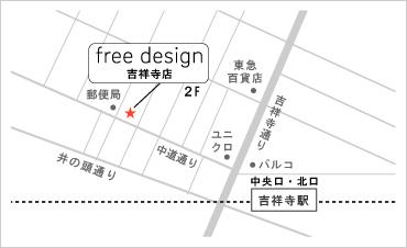 吉祥寺本店 MAP