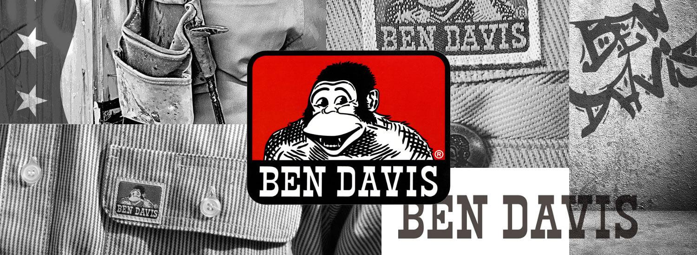 ベンデイビス再入荷