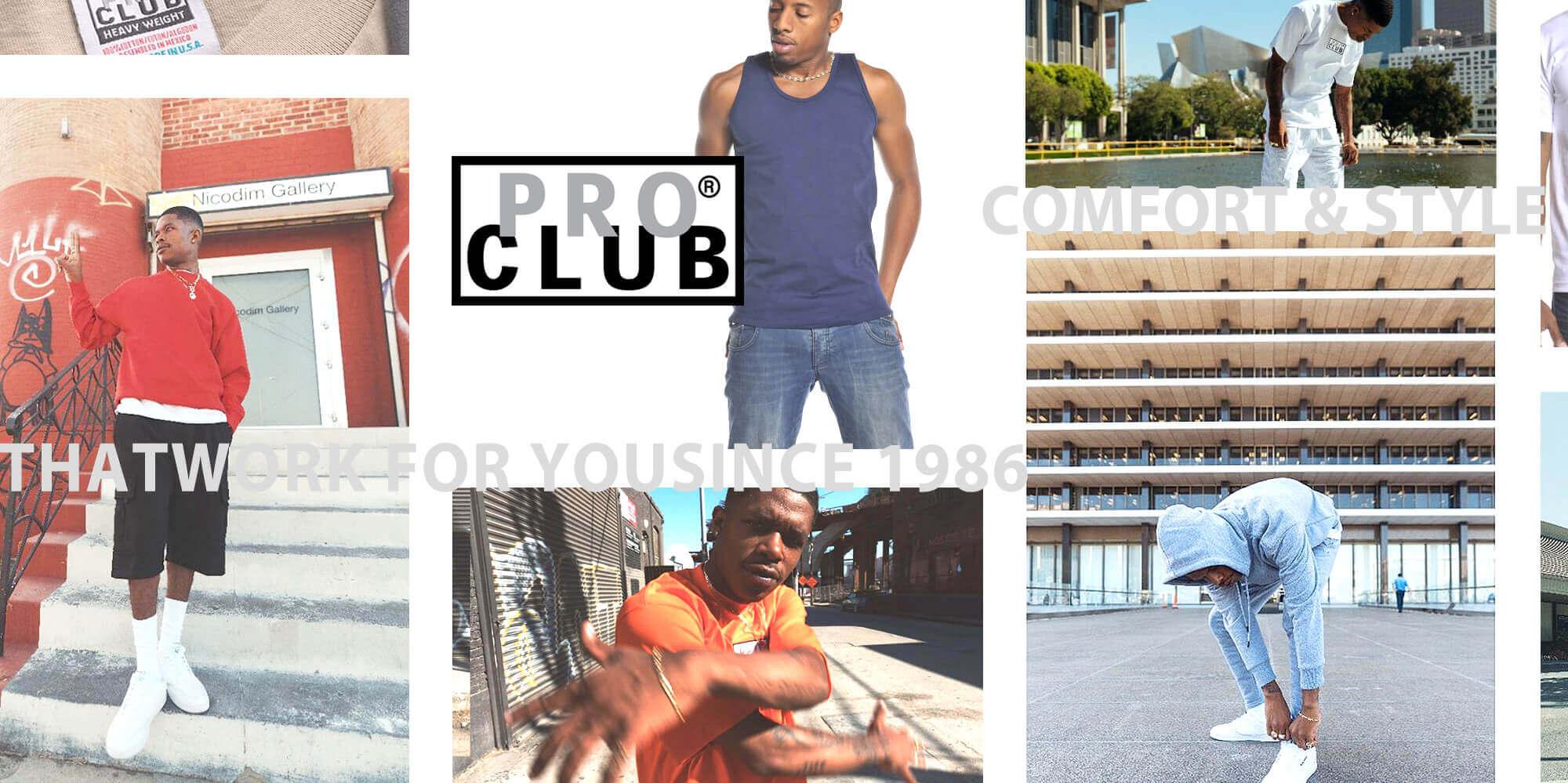 proclub プロクラブ