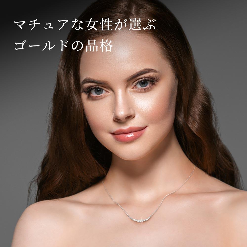 スマイルネックレス ニューヨーク限定 デザイナーズ 日本未発売 ジュエリー