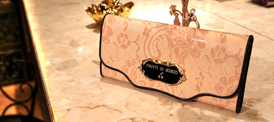 人気の長財布ブランド フルッティディボスコ