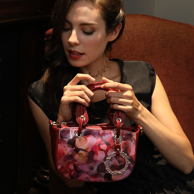 40代女性に人気の「FRUTTI DI BOSCO(フルッティディボスコ)」ブランドバッグ