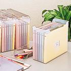 インデックスファイルボックス