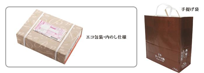 商品包装について