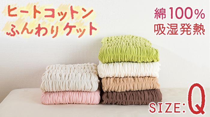 毛布 軽量毛布 クイーン 46005