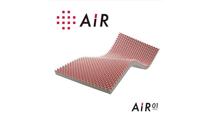 健康敷き布団 AIR シングル 6248