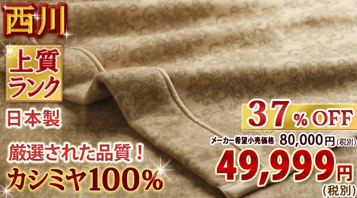 毛布 ウール毛布・カシミヤ毛布 シングル 2824