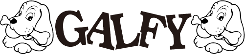 galfy ロゴ