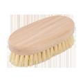 ブライワックスの磨きに最適な小型のシンプルなブラシ