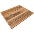 バーボン熟成庫の古材を使用した天板(ウレタン仕上)