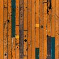 アメリカの校舎や体育館で使われた床材