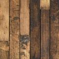 工場で長年使われたためオイルを含んだ床材