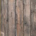 オークの無垢古材厚板、厚み約40mm