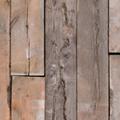 パインの無垢古材厚板、厚み約85mm