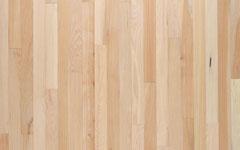 ヒッコリー材の無垢フローリング。店舗内装やリノベーションに。