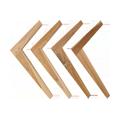 木製テーブル脚4本セット