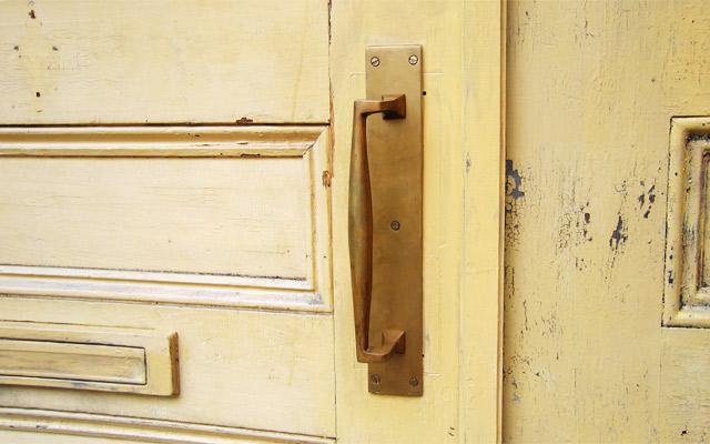 ヴィクトリアン・ドア・ハンドル