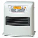 床暖内蔵FF式石油暖房機