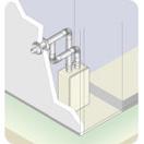 直圧式屋内据置型