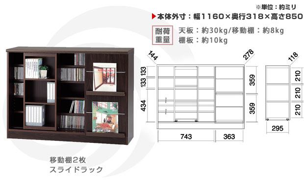 gekiyasukaguya  라쿠텐 일본: 수납 선반 벽 선반 책장 잡지 꽂이 ...