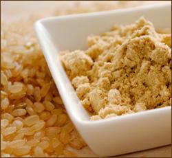 玄米で作った酵素