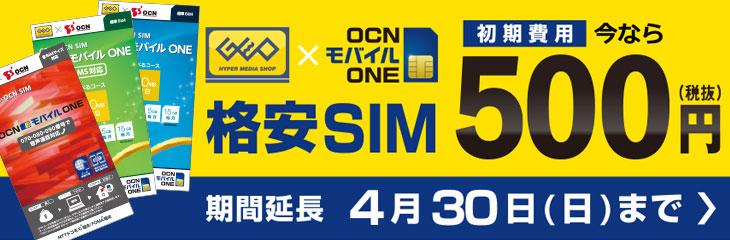 OCN SIM