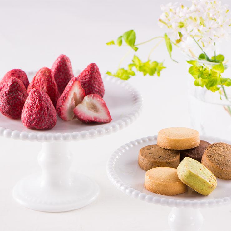 銀座千疋屋 いちごショコラ&クッキー