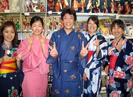京都シルクのスタッフ