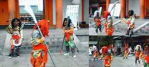 平安神宮の節分祭
