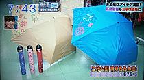 こけし型折り畳み傘