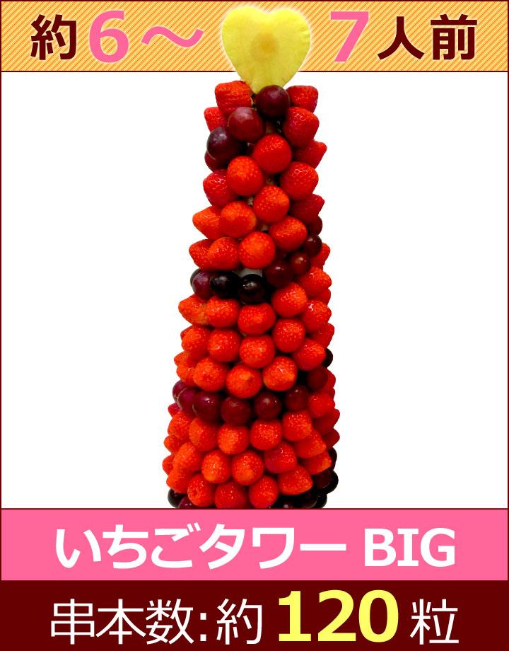 いちごタワーBIG