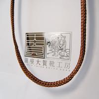 当店オリジナル紙袋【銀座大賀靴工房】