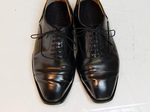 靴磨き|革靴の磨き方
