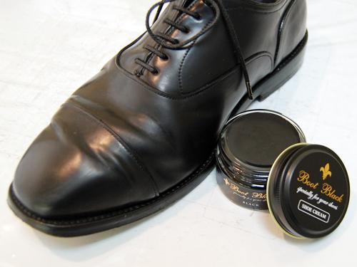 靴クリーム[靴の磨き方]