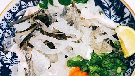 純国産の安全な高級食材。チョウザメ・トラフグ イメージ04