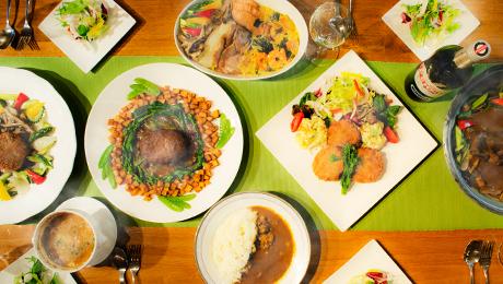 Xchef エックスシェフの食材と料理 イメージ01