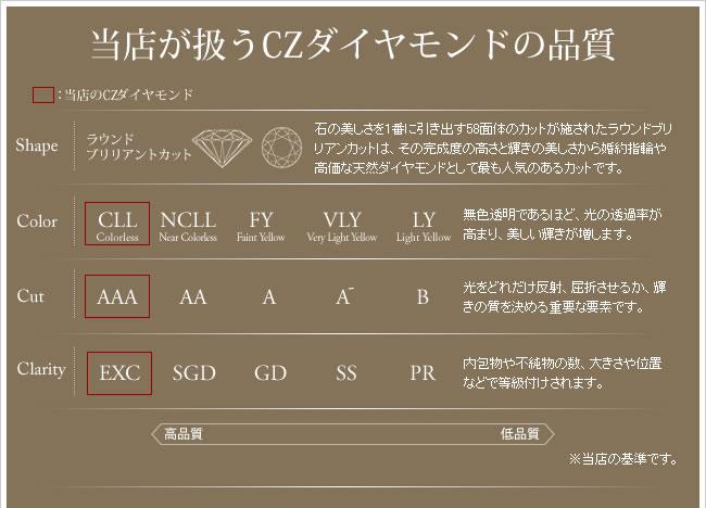 39粒 +斬新フォルム ハーフエタニティリング-7