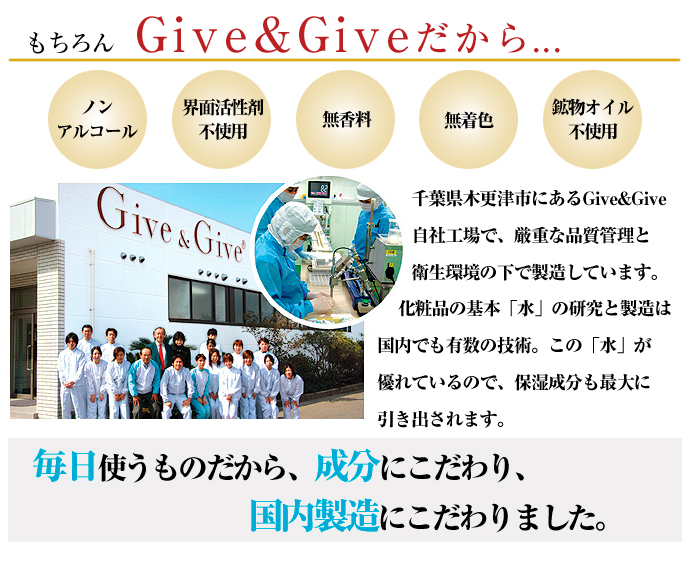 Give&Give ヴィーナス