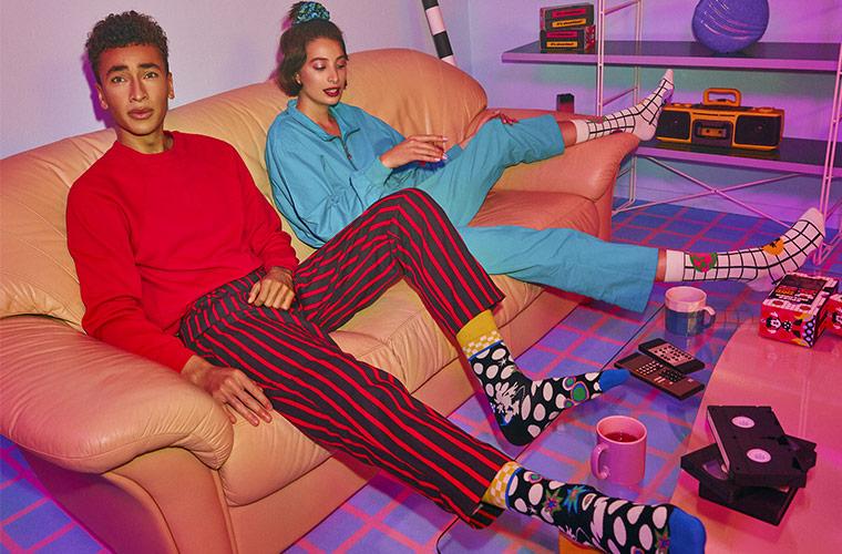 Happy Sock × Disney