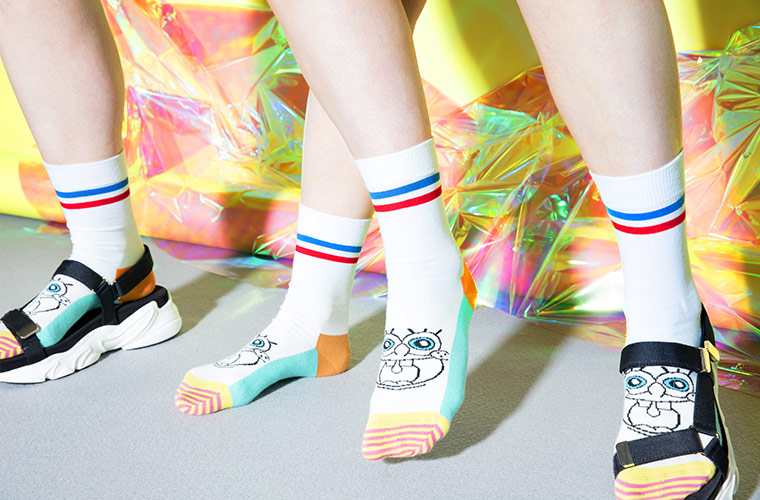 Happy Socks COLLABORATION