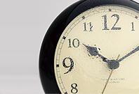 浴室やキッチンで使える シャワークロック・防滴時計