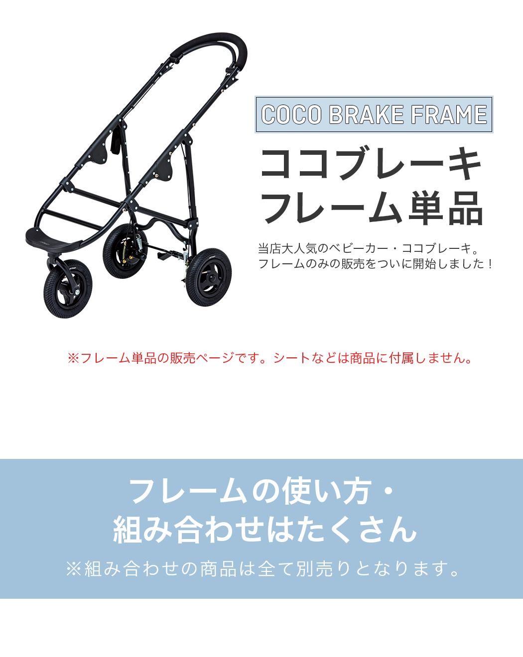 エアバギーのフレーム単品販売の商品ページ1