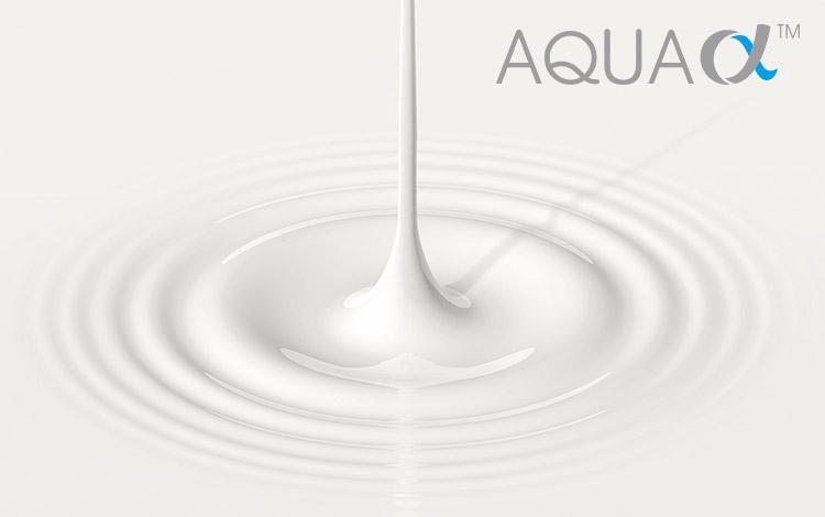 ミルキー水ベースのラミネート接着剤、AQUAα