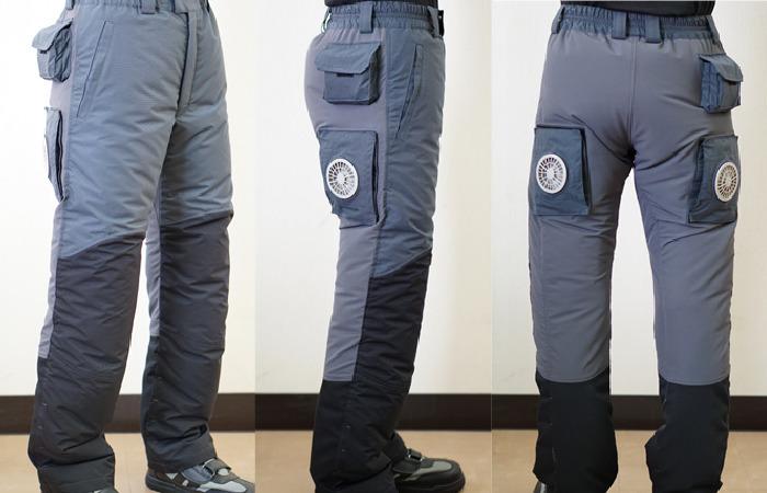 チェーンソー防護ズボン画像1