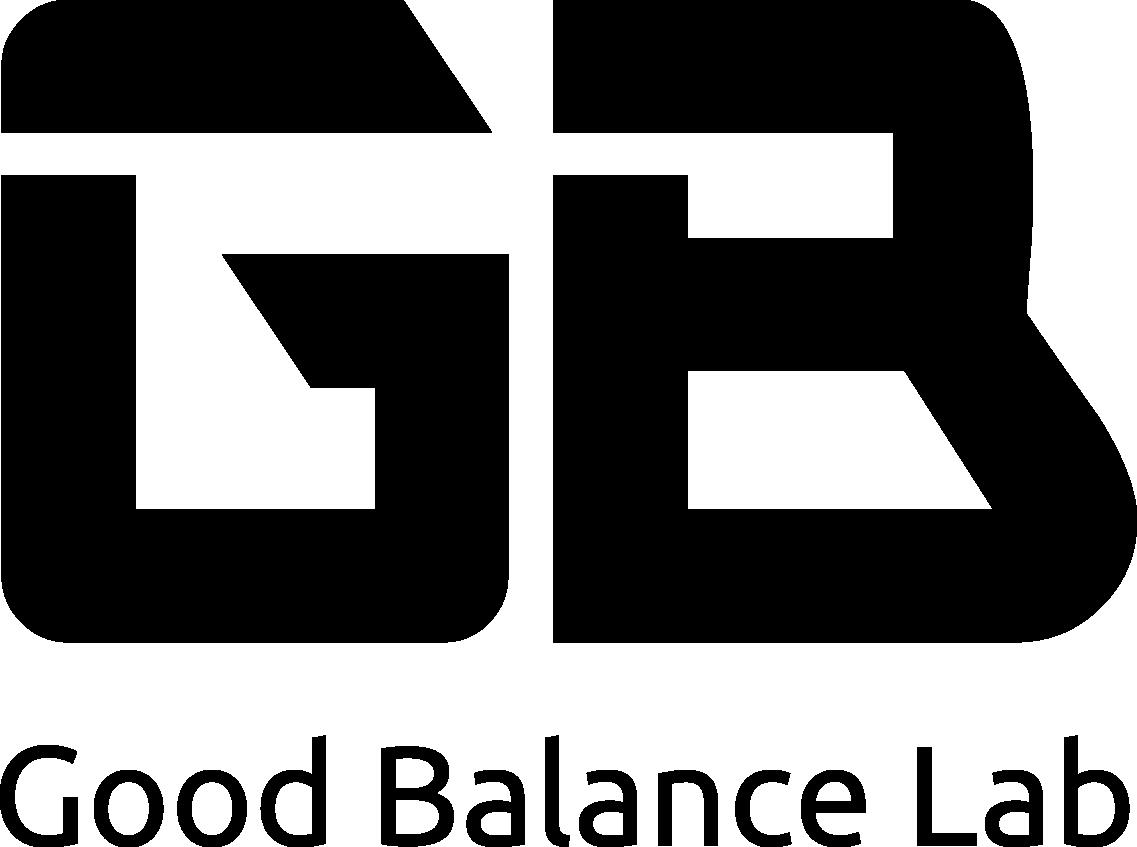 グッドバランス研究所 ロゴ