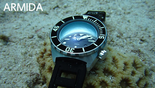 ARMIDA/アルミーダ 腕時計