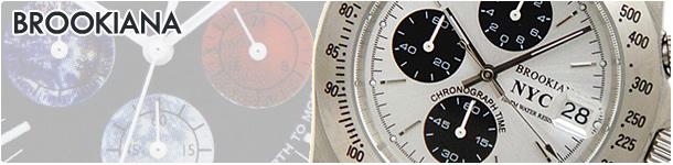 BROOKIANA(ブルッキアーナ) 腕時計